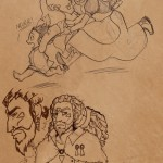 Sketchdump 2012 - Part 1